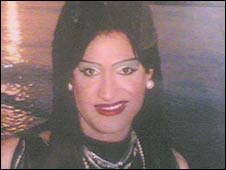 Transgender woman in Turkey