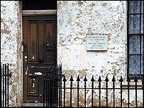 Casa de Camden Town, Londres, donde Rimbaud vivió con Paul Verlaine