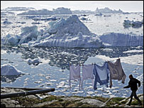 Иллулисат, Гренландия