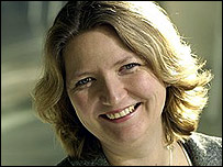 Catharine French, customer services director, Barclays