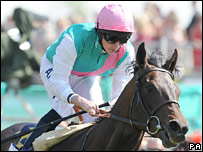 Ryan Moore on Doctor Fremantle