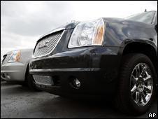 GM vehicles