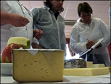 Jersey cheese competition