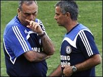 Grant and Mourinho