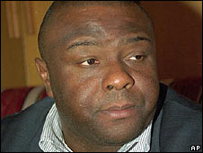 Jean-Pierre Bemba. File photo
