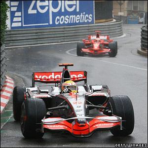 Formule 1 2008 podle bodování 2002