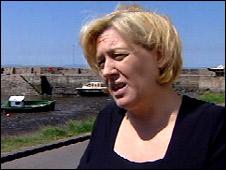 Anne Moffat (pics by BBC Scotland)