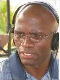 BBC's Farayi Mungazi