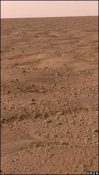 Снимок 'Феникса' (НАСА)