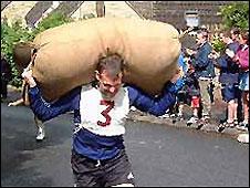Woolsack racer