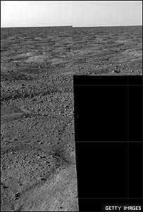 Sonda Phoenix aterriza en Marte, AP