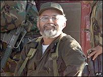 Ra�l Reyes, muerto el 1 de marzo.