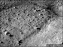 Paisaje marciano captado por la sonda Phoenix, Getty Images