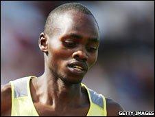 Kenya's Micah Kogo