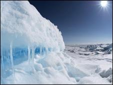 Arctic landscape, Nunavut, Canada