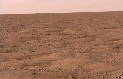 Image from Phoenix probe (Nasa)