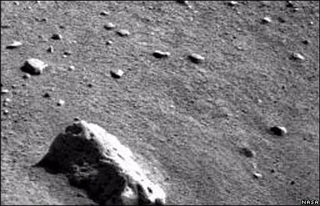 Martian surface (Nasa)