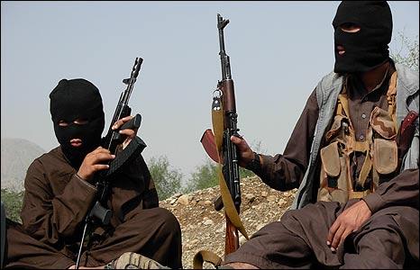 Pro-Taleban militants of Baitullah Mehsud