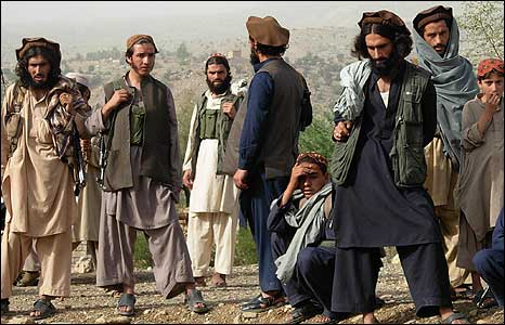 Militants surround Baitullah Mehsud