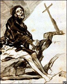 Goya's Repentance