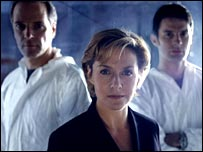 The team of forensic pathologists, Silent Witness