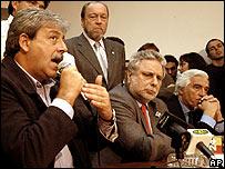 Líderes del agro argentino
