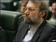 Ali Larijani (file image)