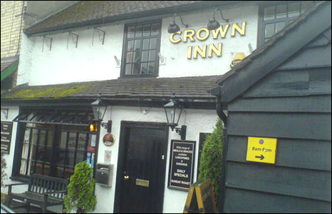Crown Inn in North Street