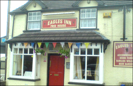 Eagles Inn in Church Street