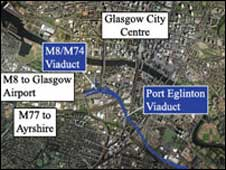 m74 map