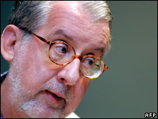 Paulo S�rgio Pinheiro ex-UN Special Rapporteur on Human Rights in Burma