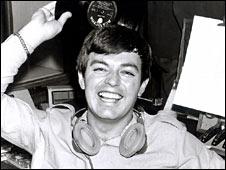 Tony Blackburn in 1967