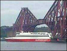 The Superfast Ferry