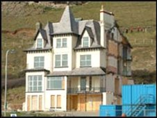 The former Penmorfa hotel (picture - John Lawson-Reay)