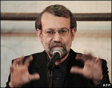 Ali Larijani. File photo