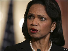 Condoleezza Rice (file image)