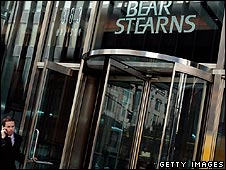 Bear Stearns office