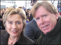 Hillary and Simon