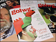 Golwg magazine