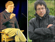 John Bolton and George Monbiot
