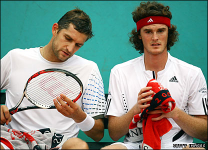 Max Mirnyi and Jamie Murray