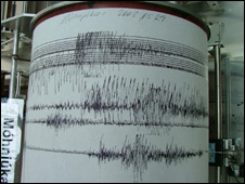Photos of seismograph at the Institute of the Earth Sciences, University of Iceland (Marin Ivan Kardjilov)