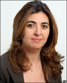 Houda Nonoo (file photo)