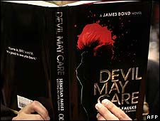 Devil May Care book jacket