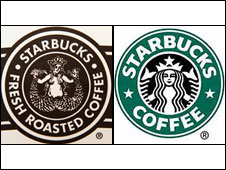 photograph about Starbucks Logo Printable titled BBC Information Business enterprise Anger at ty Starbucks symbol