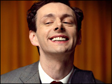 Michael Sheen as Kenneth Williams