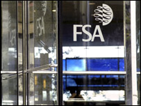 Entrance to the FSA headquarters