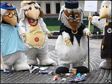 The Wombles, exponents of make-do-and-mend