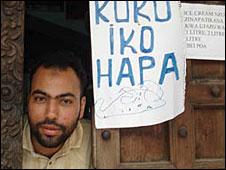 Shopkeeper Abuy