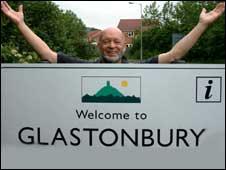 Glastonbury Festival organiser Michael Eavis